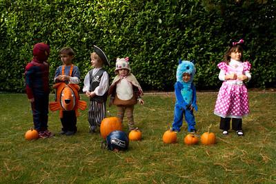 PEPS Halloween 2012