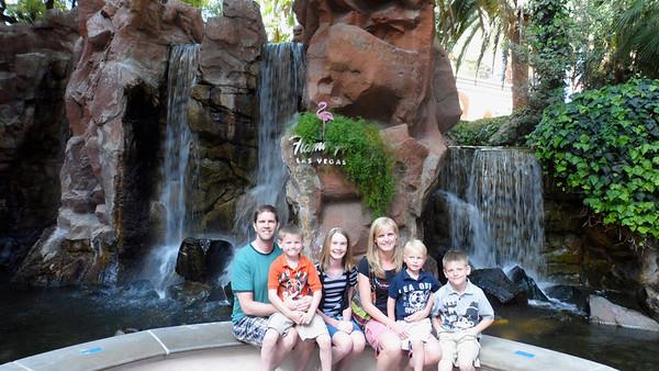 Spring Break/Las Vegas Trip 2012