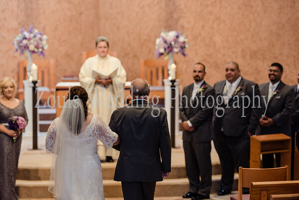 Melinda & Jaimes Ceremony