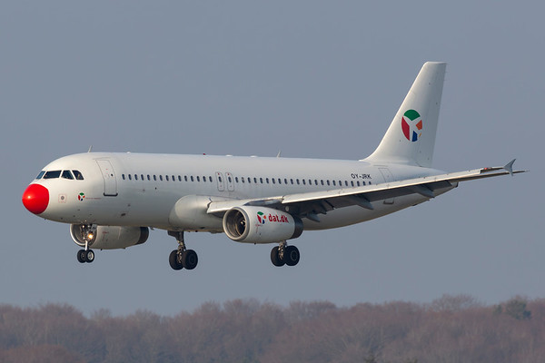 OY-JRK - Airbus A320-231