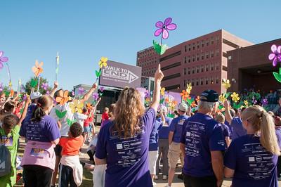 Walk to End Alzheimer's 2013