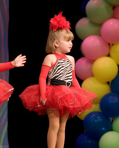 Macy's Dance Recital, June'08