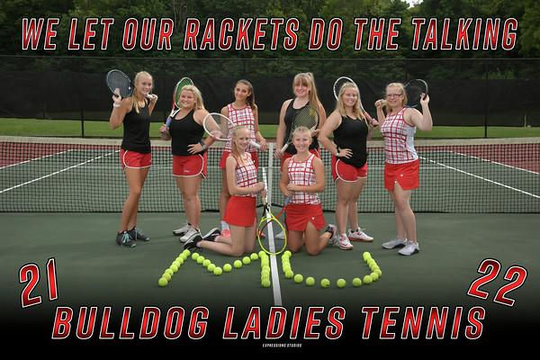 Girls Tennis 2021