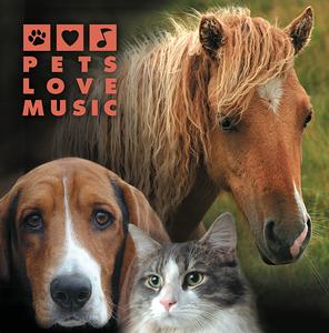 PETS LOVE MUSIC