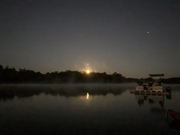Full Moon Kayak