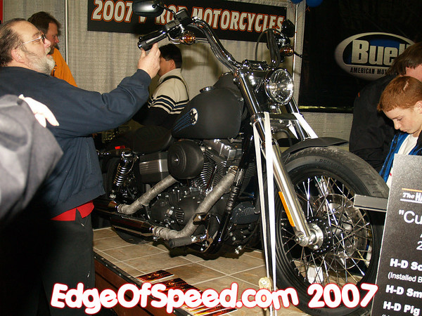 Mid Alantic bike show 2/10/07