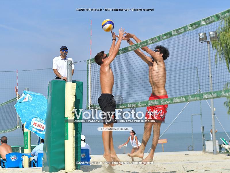 presso Zocco Beach PERUGIA , 25 agosto 2018 - Foto di Michele Benda per VolleyFoto [Riferimento file: 2018-08-25/ND5_8492]