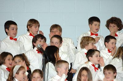 12-13-07 Chorus Concert