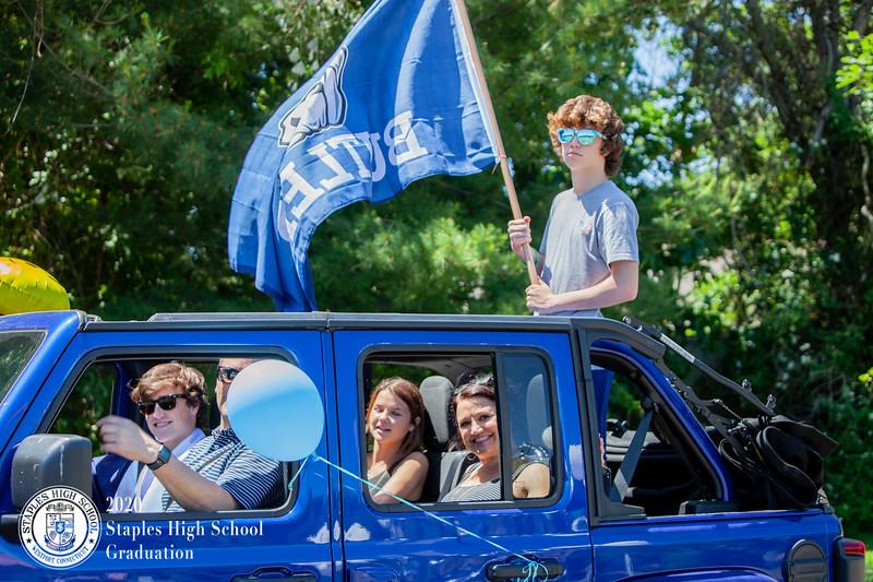 Dylan Goodman Photography - Staples High School Graduation 2020-291.jpg