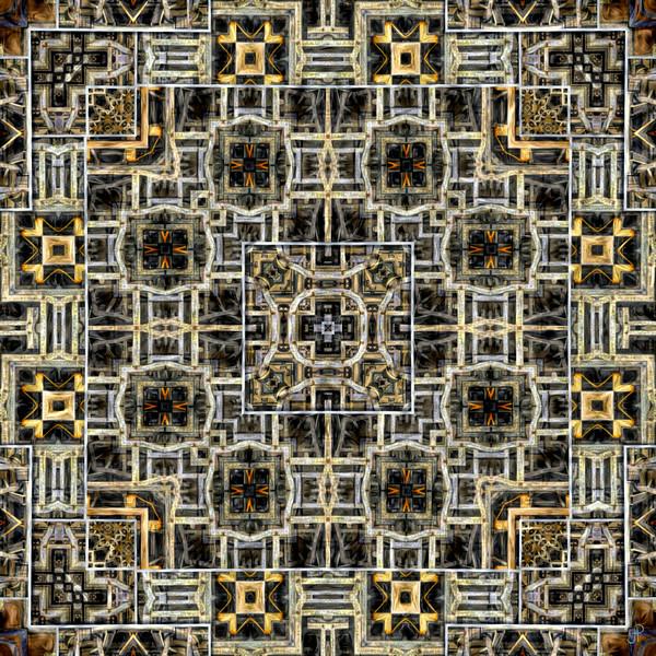 Mona Metal Rack No.16