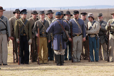 145th Anniversary / Battle for Ft Fisher