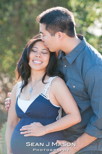 Jennifer & Matt Maternity