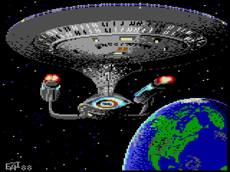 Star Trek IV and The Next Generation
