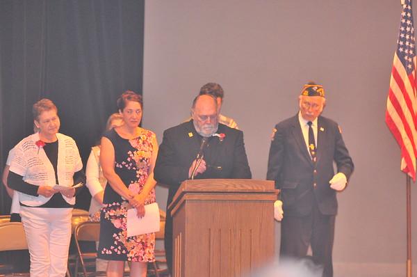 05-29-17 NEWS Memorial Day service at Defiance Comm auditorium