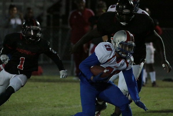 PG Football at Central International College - Oct 19
