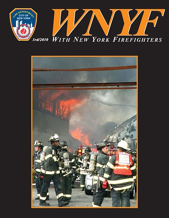 CFPA Members in WNYF - With New York Firefighters
