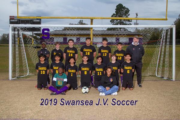 2019 JV Soccer