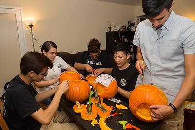 Rho-Z Advisory Halloween Party
