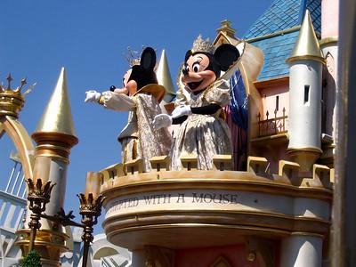 "Last minute ""Disneyland"" trip- July, 2005"