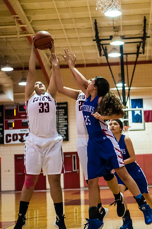 Dec. 11, 2015 - Basketball - Girls - VMHS vs LJHS_LG