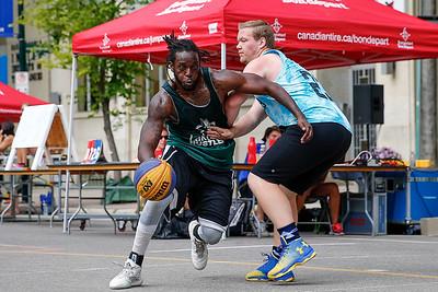 3X3 Basketball