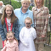 Monaghan Family at the Corpis Christi Procession, 06W25N65