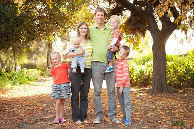 The Bankhead Family Mini-Session