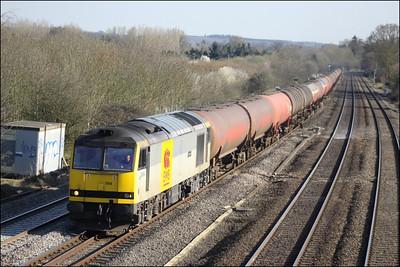 Rail Scene - 2011