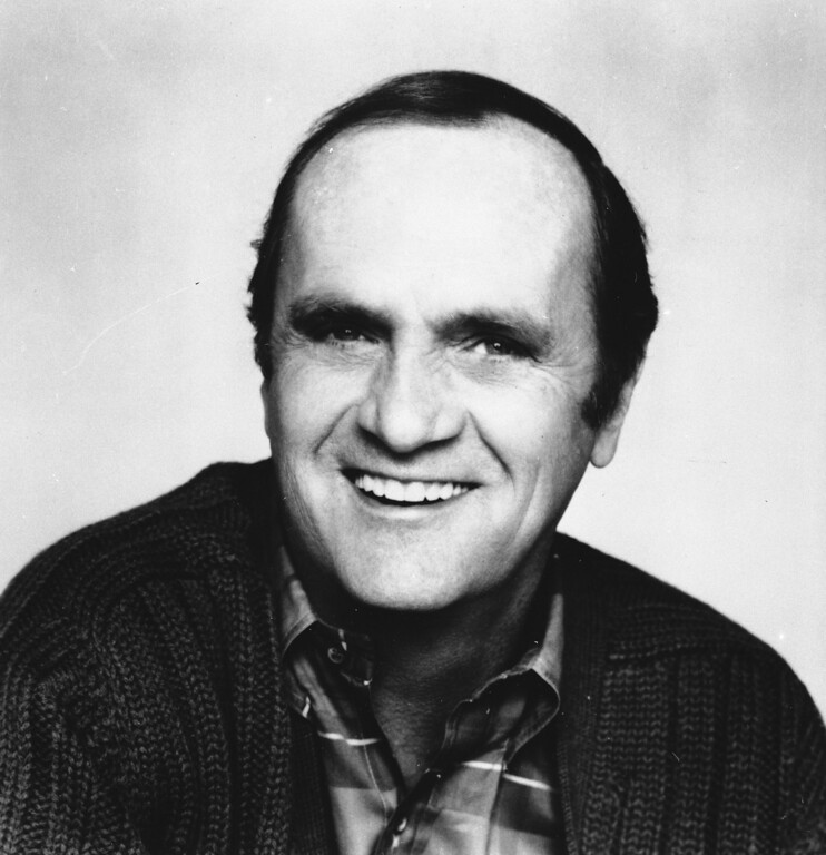 . 1991 Rose Parade grand marshal, Bob Newhart.  (AP Photo/Suzanne Vlamis)