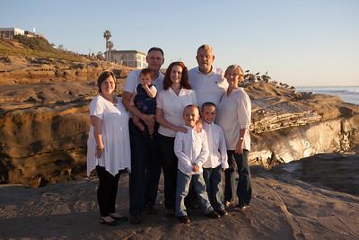 Van der Linden Family 2016