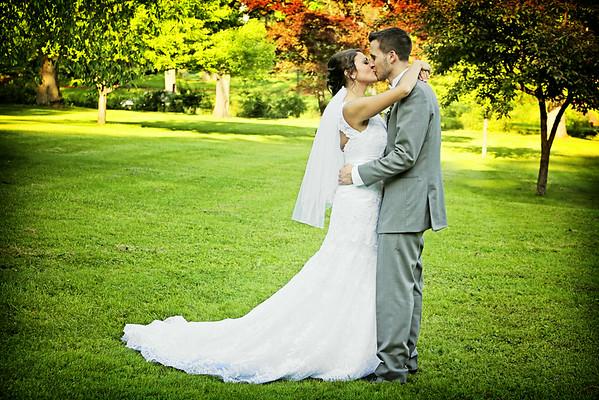 Stephanie & Brian Wedding