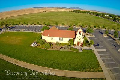 St. Anne Catholic Church Byron