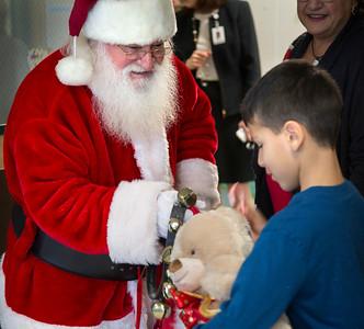 2014 Santa Visits HNMC