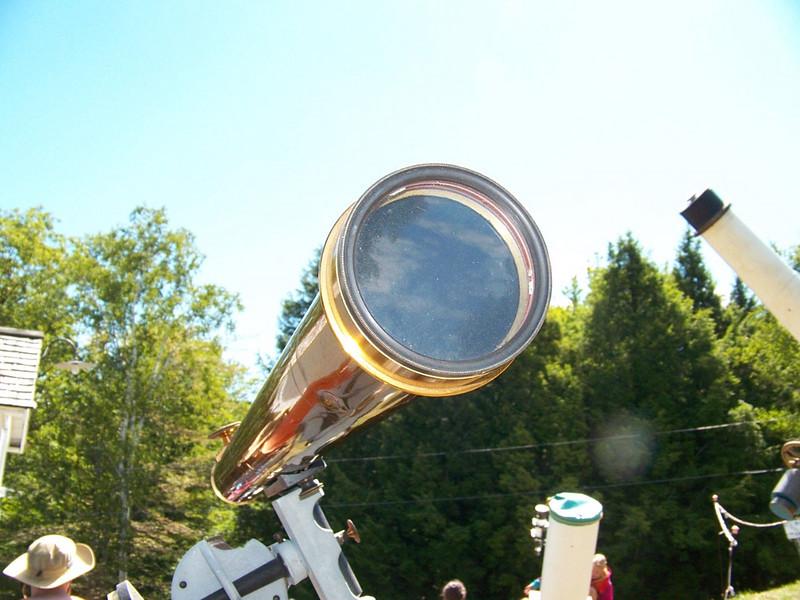 3 inch Grubb refractor