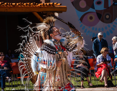 ABQ 2018 - Native Dancers