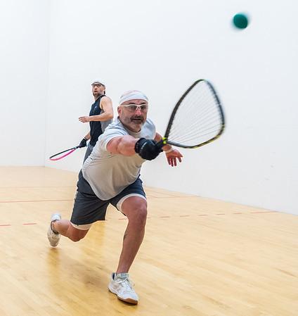 2019-02 Men's Singles - Open Semis Thomas Gerhardt over Ross Weinberg