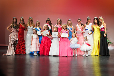 Young Miss Pageant-10-09-2010