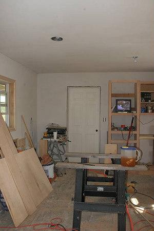 Kennel Progress 04/22/2006