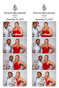 Four Seasons Holiday Party 2019