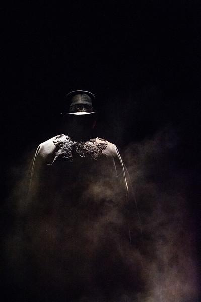 Dracula at the Utah Shakespeare Festival. Fall 2015. Photo by Ian Billings