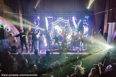 11-10-18 Aztlan, Bass Dreams