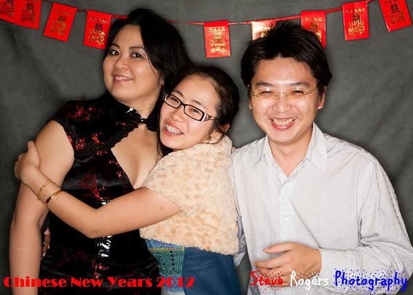 Chinese New Years 2012 Photobooth