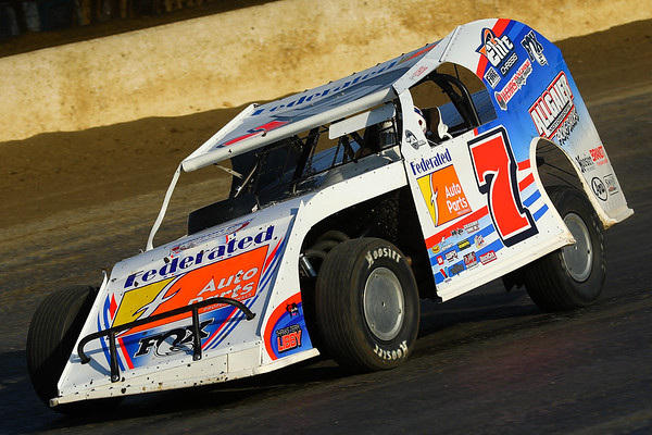 50th Annual DIRTcar Nationals at Volusia Speedway Highlights 2-8