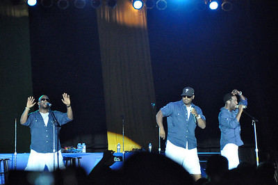 Boyz II Men-San Mateo County Fair 6.12.2012