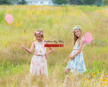 Riley and Skyler Flowers