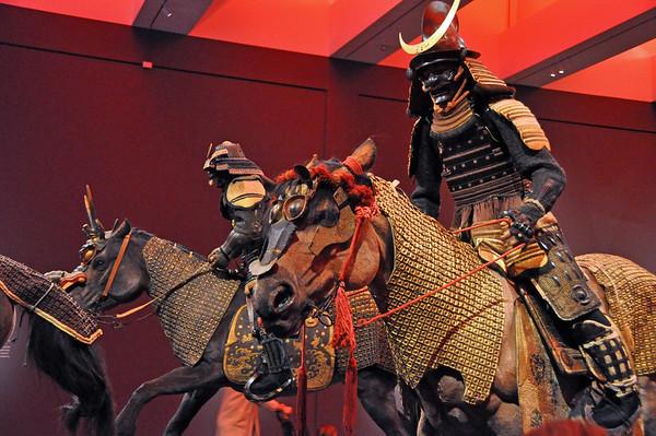 LACMA Samurai Exhibit - 28 Dec 2014