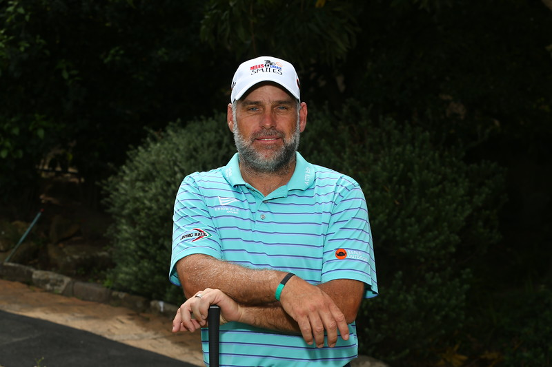 STELLENBOSCH, SOUTH AFRICA - OCTOBER 2: Hennie Otto during the held at Stellenbosch Golf Club on October 2, 2018 in Stellenbosch, South Africa. EDITOR'S NOTE: For free editorial use. Not available for sale. No commercial usage. (Photo by Carl Fourie/Sunshine Tour)