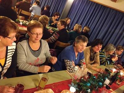 17.12.2013 - Weihnachtshöck Frauen- und Fitnessriege