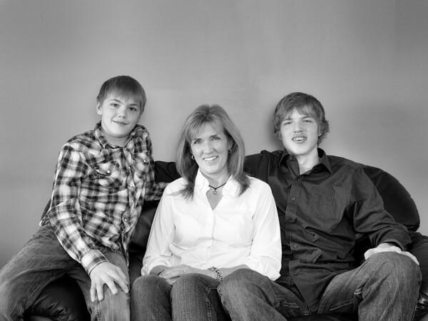 Barrett Family Portrait