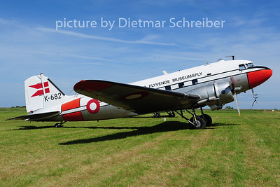 OY-BPB Douglas DC3